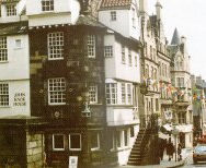 Edinburgh's John Knox House